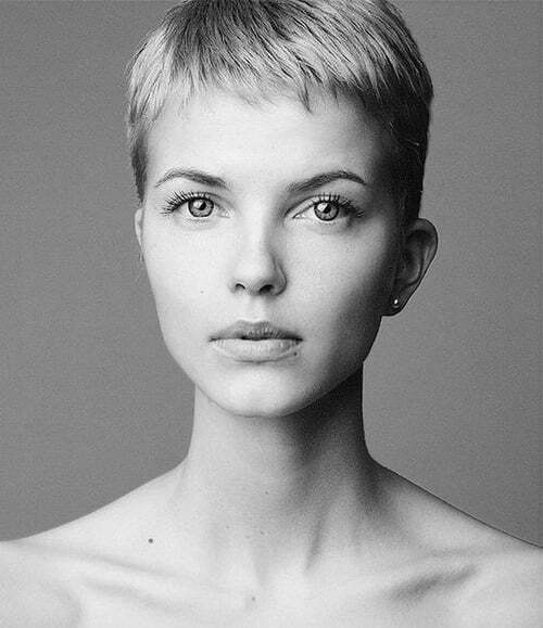 Short Cropped Haircuts For Women Short Hairstyles 2016