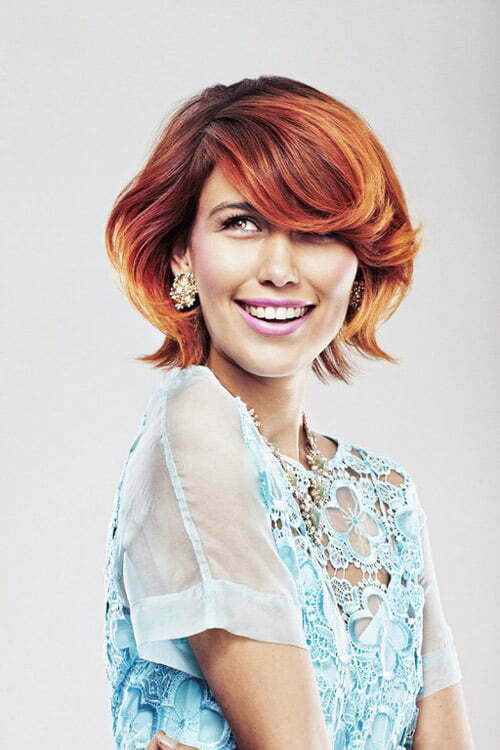 The 20 Best Short Wavy Haircut