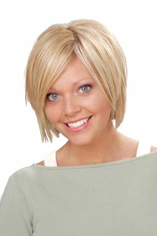 Astonishing Short Haircuts For Fine Hair Fat Face Short Hair Fashions Short Hairstyles For Black Women Fulllsitofus