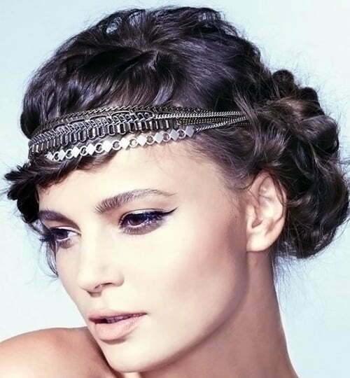 Old Fashioned Wedding Hairstyles: Wedding Hairstyles For Short Hair 2012
