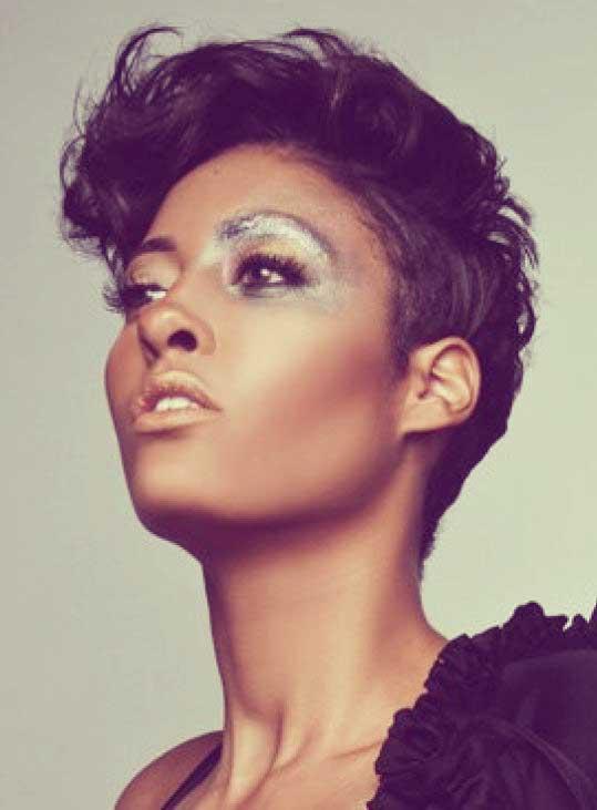 25 Short Hair For Black Women 2012 2013 Short