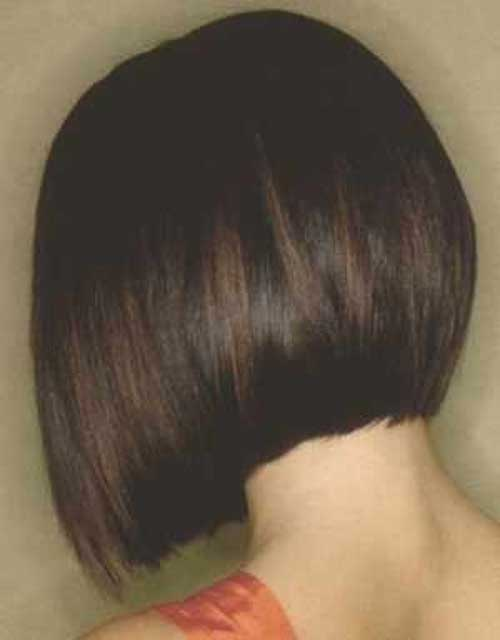 Showing Gallery For Inverted Bob Haircuts 2013 Back View