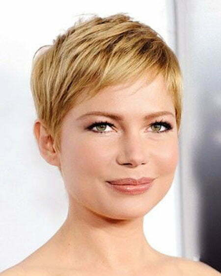 15 Short Pixie Cuts For Fine Hair Short Hairstyles 2018 2019
