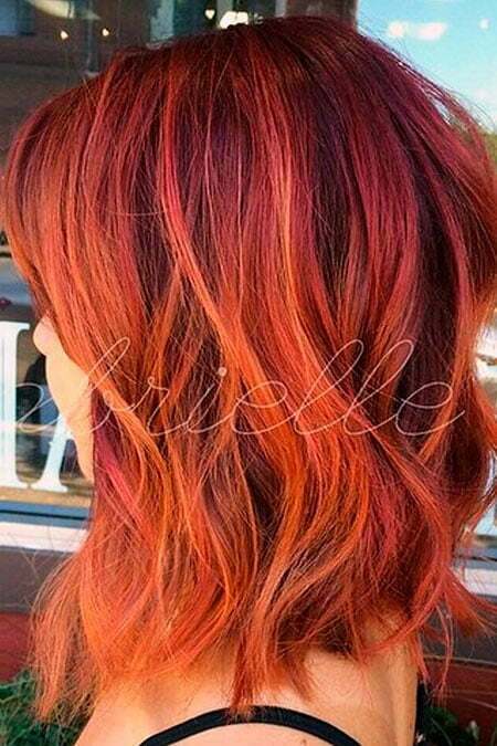 17 Seductive And Passionate Hairstyles For Redheads