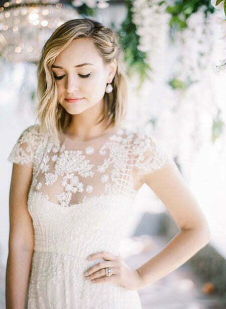 Wedding Dress Bridal Stylemepretty