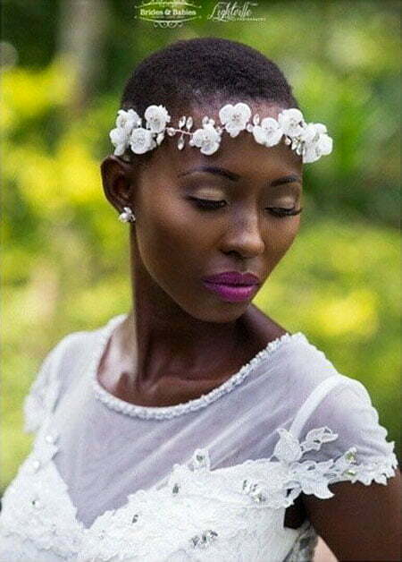 Natural Wedding Lupita Some