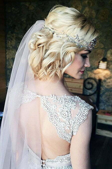 Wedding Bridal Updo Bride