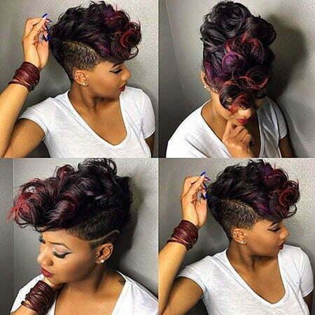 28 Best Hairstyles For Black Women Short Hairstyles 2018 2019