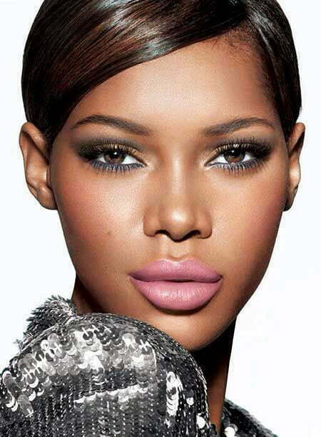 Makeup Women Black Some