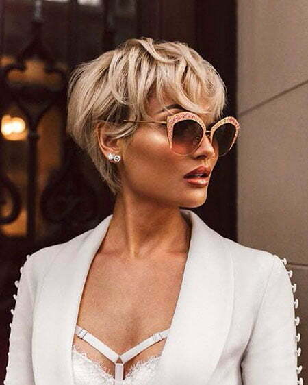 30 Popular Short Blonde Hair 2018