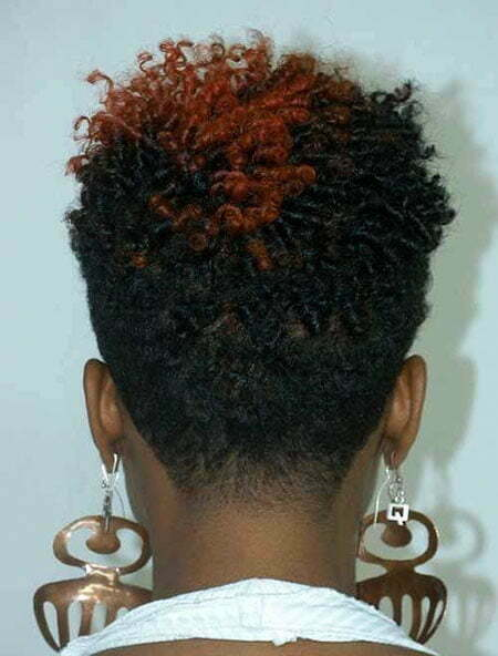 Natural Women Tapered Black