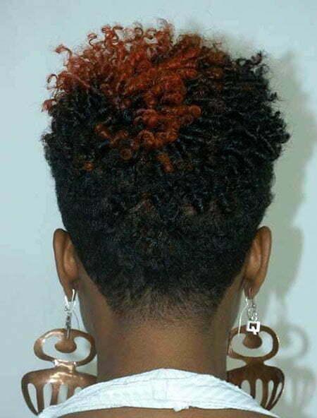 Natural Women Tapered Black