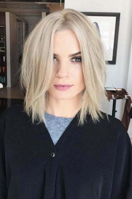 Trends Short Bob Blonde