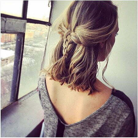 Updo Hair, Braid Updo Cute Braids