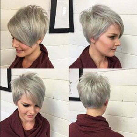 15 Short Pixie Cuts For Fine Hair Short Hairstyles 2017 2018