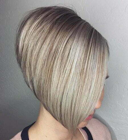 Bob Blonde Balayage Brown