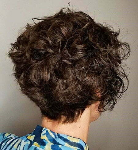 short haircut for curly hair 28 haircuts for curly hair crazyforus 1269 | 21 Short Curly Hair 367