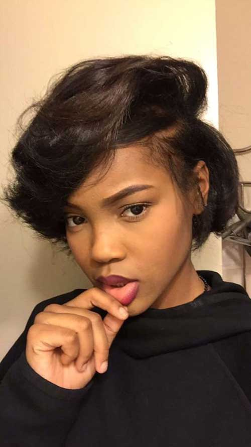 25 Great Short Haircuts for Black Women - crazyforus