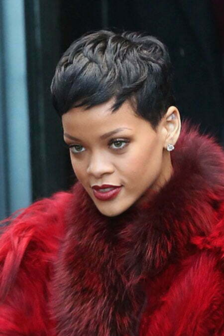 18 Best Best Gifts For 19 Year Old Girls Images On: 18 Best Rihanna Short Hairstyles