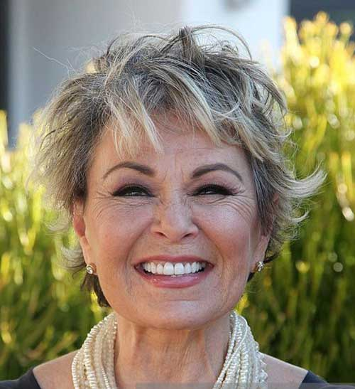 36 Pics Of Short Haircuts For Older Women Short