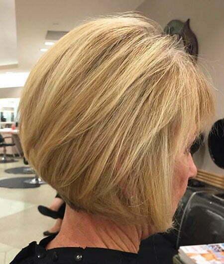 Blonde Bob Hair, Bob Blonde Women Over