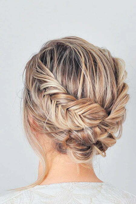 Simple Hairtyle, Wedding Updo Prom Upstyles