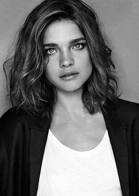 Shoulder Length Hair, Length Cara Trendy Shoulder