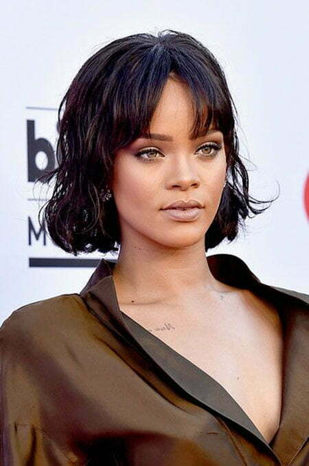 18 Best Rihanna Short Hairstyles Short Hairstyles 2017