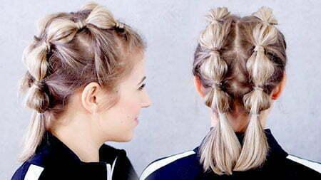 18 Easy Braids For Short Hair