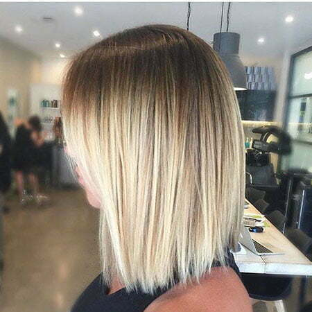 20 balayage ombre short hair  short hairstyles 2018