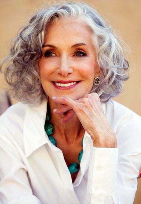 Curly Women Paula Older